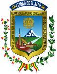 Wappen El Alto